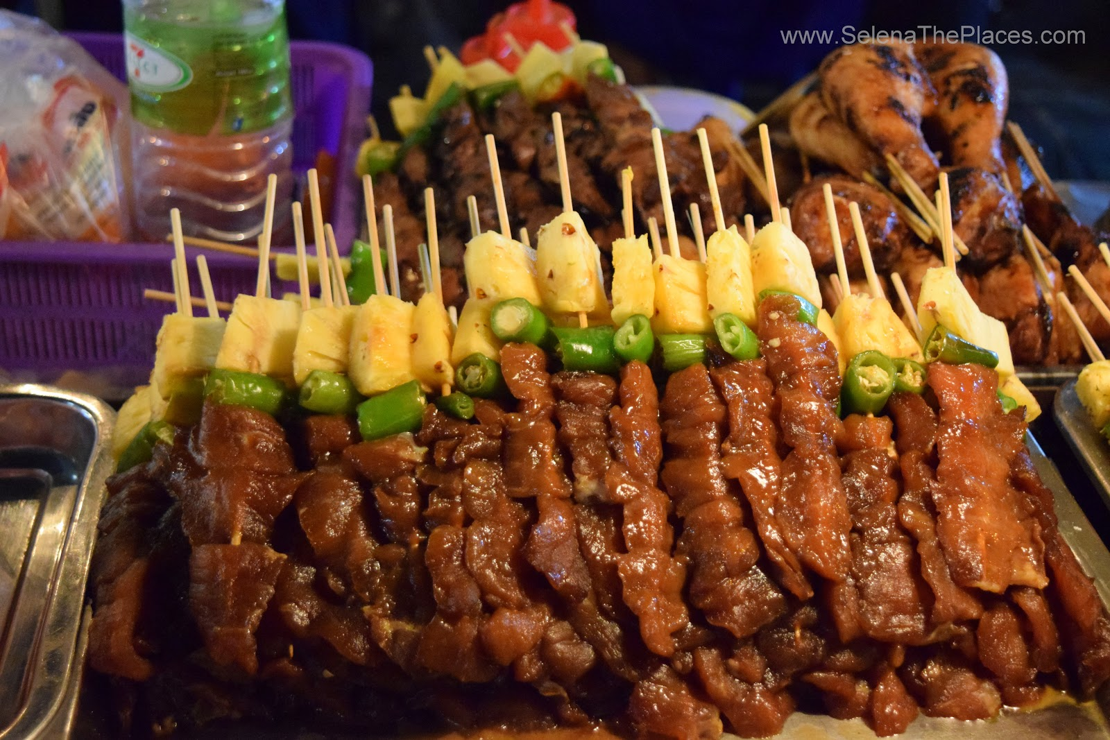 Street Food in Bangkok Thailand