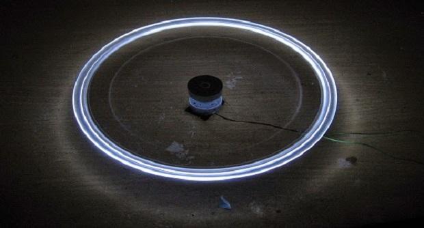Lampu Led Gila Experiment Sederhana