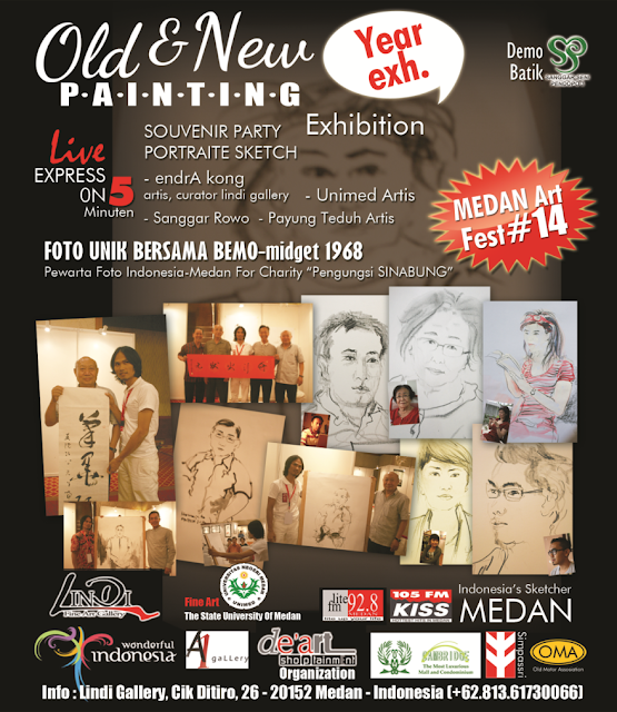 Medan Art Fest 14 : Old and New Painting