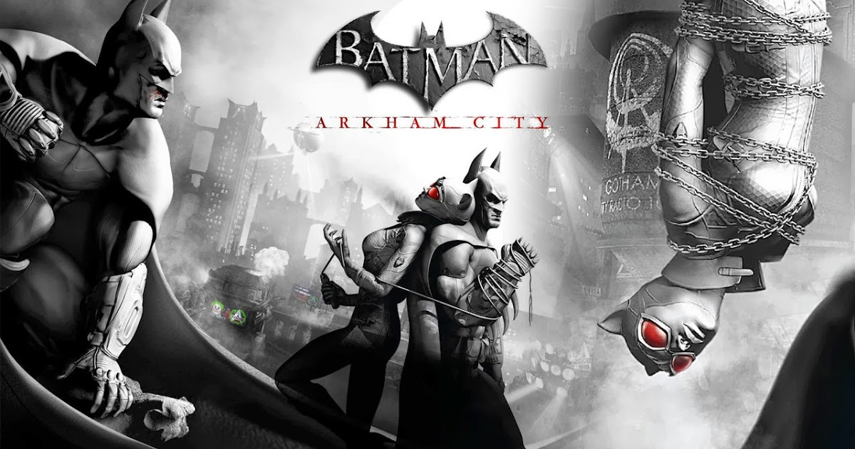 Batman Arkham City Free Version Download Skidrow Full Games