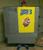 disfraz juego Mario Nintendo