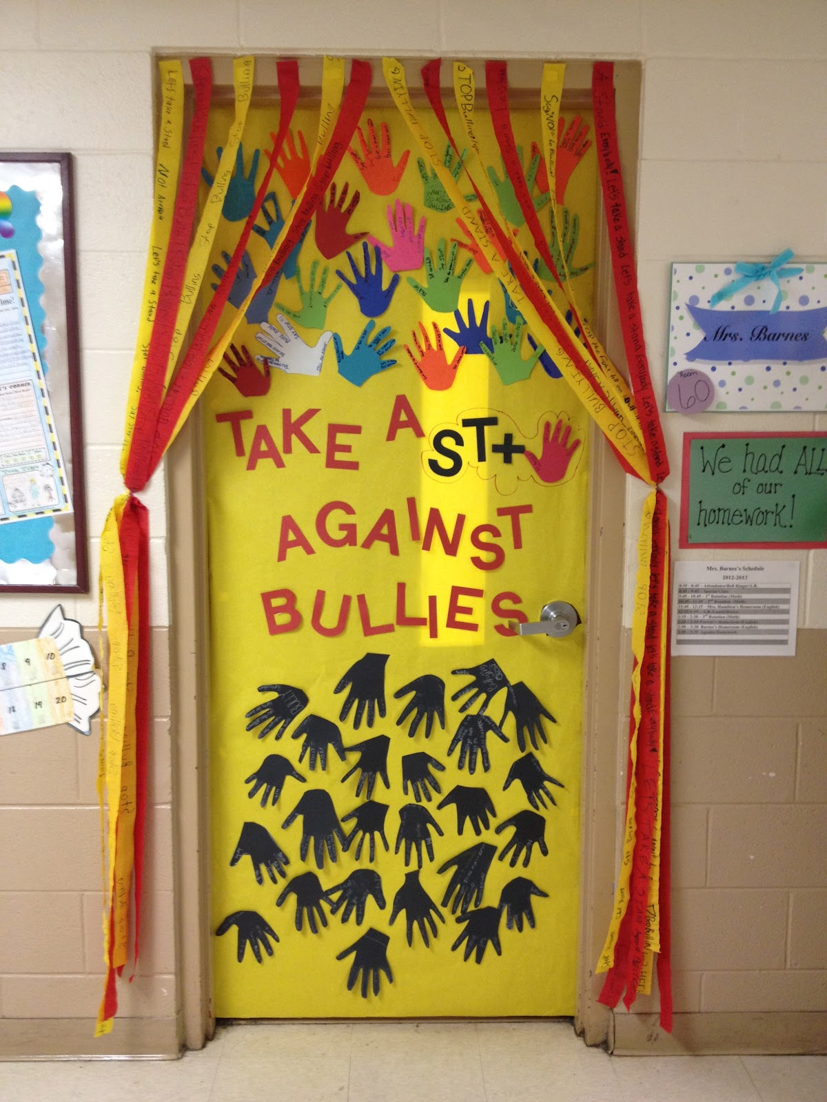 The Life of a School Counselor: Bully Free Week