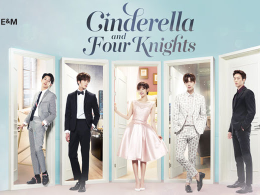 [K-Drama] Cinderella and the Four Knights