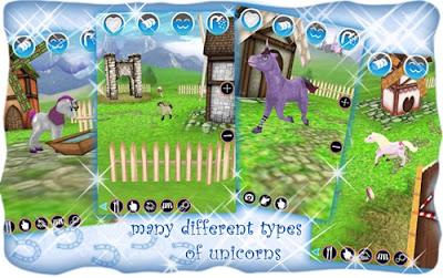 game hewan peliharan unicorn pet