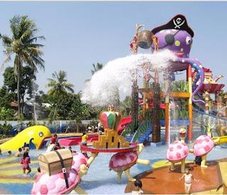 Tiket Masuk Water Fun Adventure Citra Indah Cileungsi