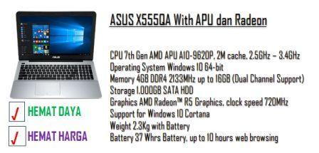 laptop asus terbaru multimedia murah 6 jutaan