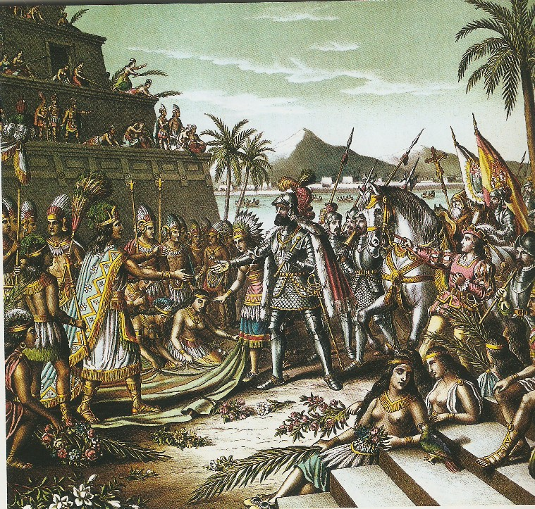 aztec account of the spanish, from the messengers report (1519) The spanish conquest of guatemala was a protracted conflict during the spanish colonization of the americas, in which spanish colonisers gradually incorporated the territory that became the modern country of guatemala into the colonial viceroyalty of new spain.