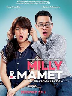 Download Film Milly Dan Mamet (2018)  - Dunia21