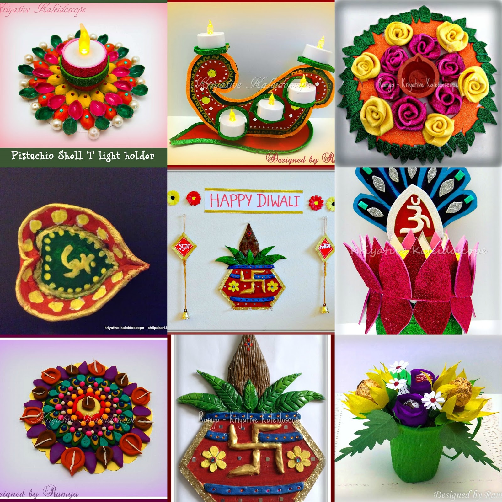 Diwali Decoration Ideas And Crafts Kriya Tive Kaleidoscope 10 Unique Diwali Crafts And Decor