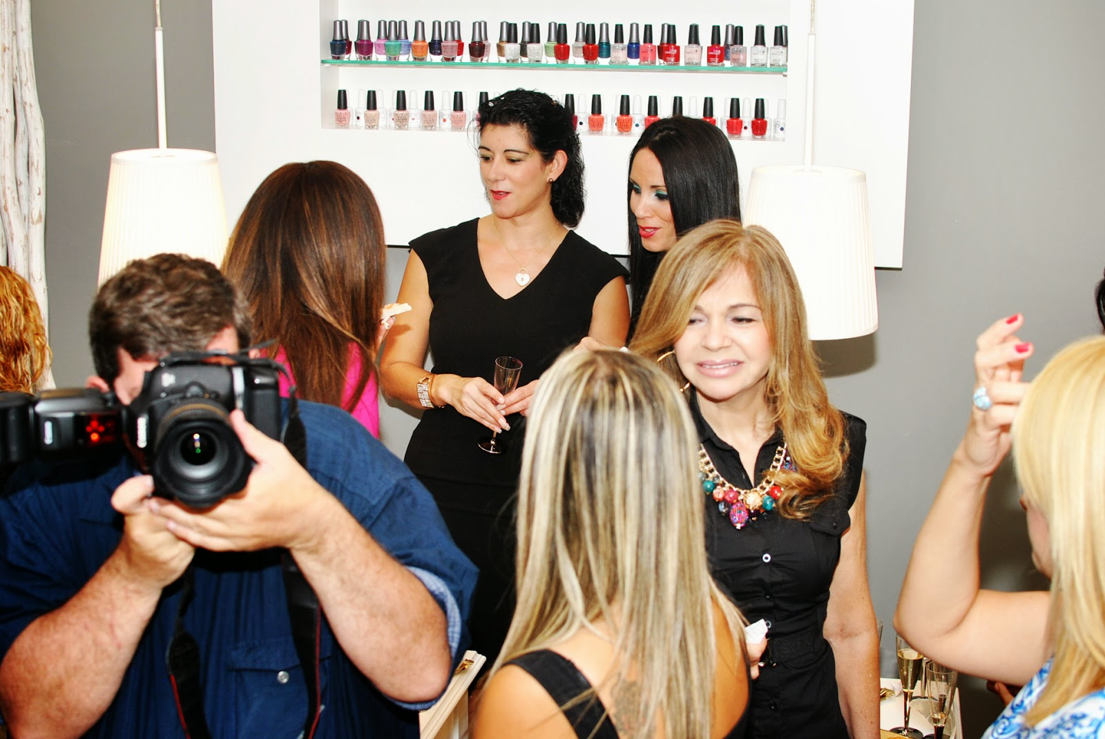 nery hdez, eventos de belleza en tenerife, nails, nails and beauty spa,
