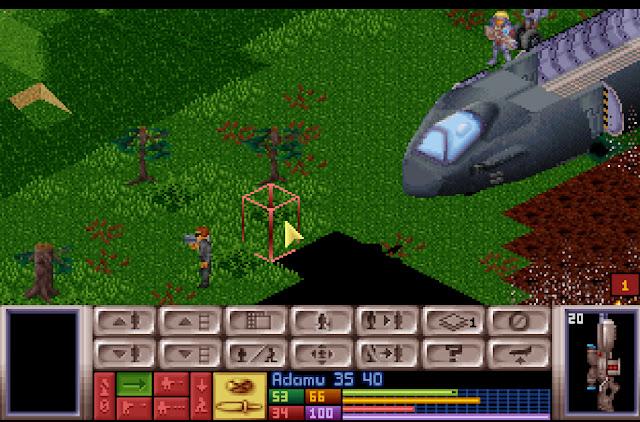 Open Xcom - Man in Black Agent Screenshot