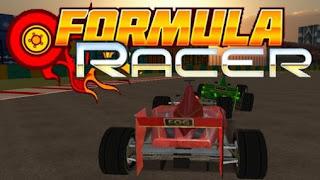 تحميل لعبة سباق سيارات الفورميلا Formula Racer