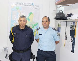Guarda Civil de Salvador cria rede para interação com demais Guardas da Bahia