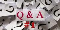 Q&A #1