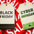 Μετά τη Black Friday, ερχεται η Cyber Monday