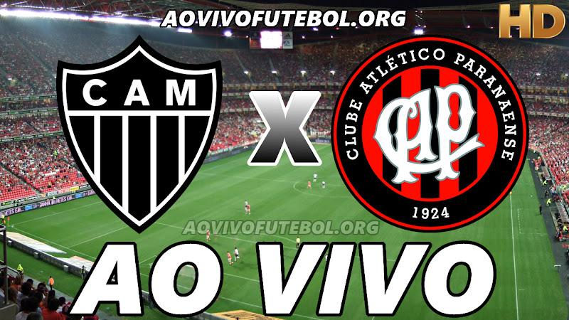 Atlético Mineiro x Atlético Paranaense Ao Vivo HD