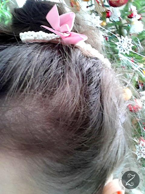 wysyp baby hair