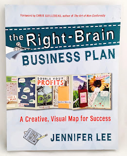 The Right-Brain Business Plan: Jennifer Lee @The Art of Creativity Studio