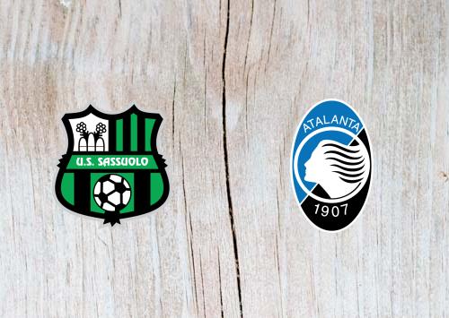 Sassuolo vs Atalanta - Highlights 29 December 2018