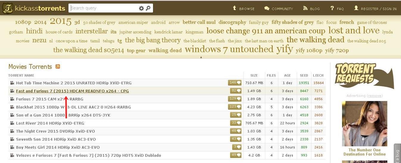 Cara Download Film Dengan Mudah dan Gratis Via Utorrent