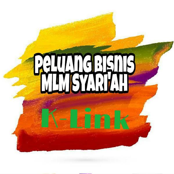 Peluang Bisnis MLM Syari'ah K-Link
