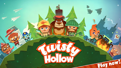 Download Game Android Gratis Twistys Hollow apk + obb