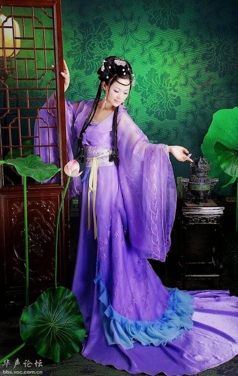 la storia dell 39 abito cinese haneulcorea