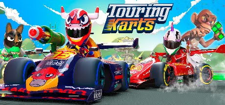 Touring Karts Build 4676841 + Crack (GDrive)