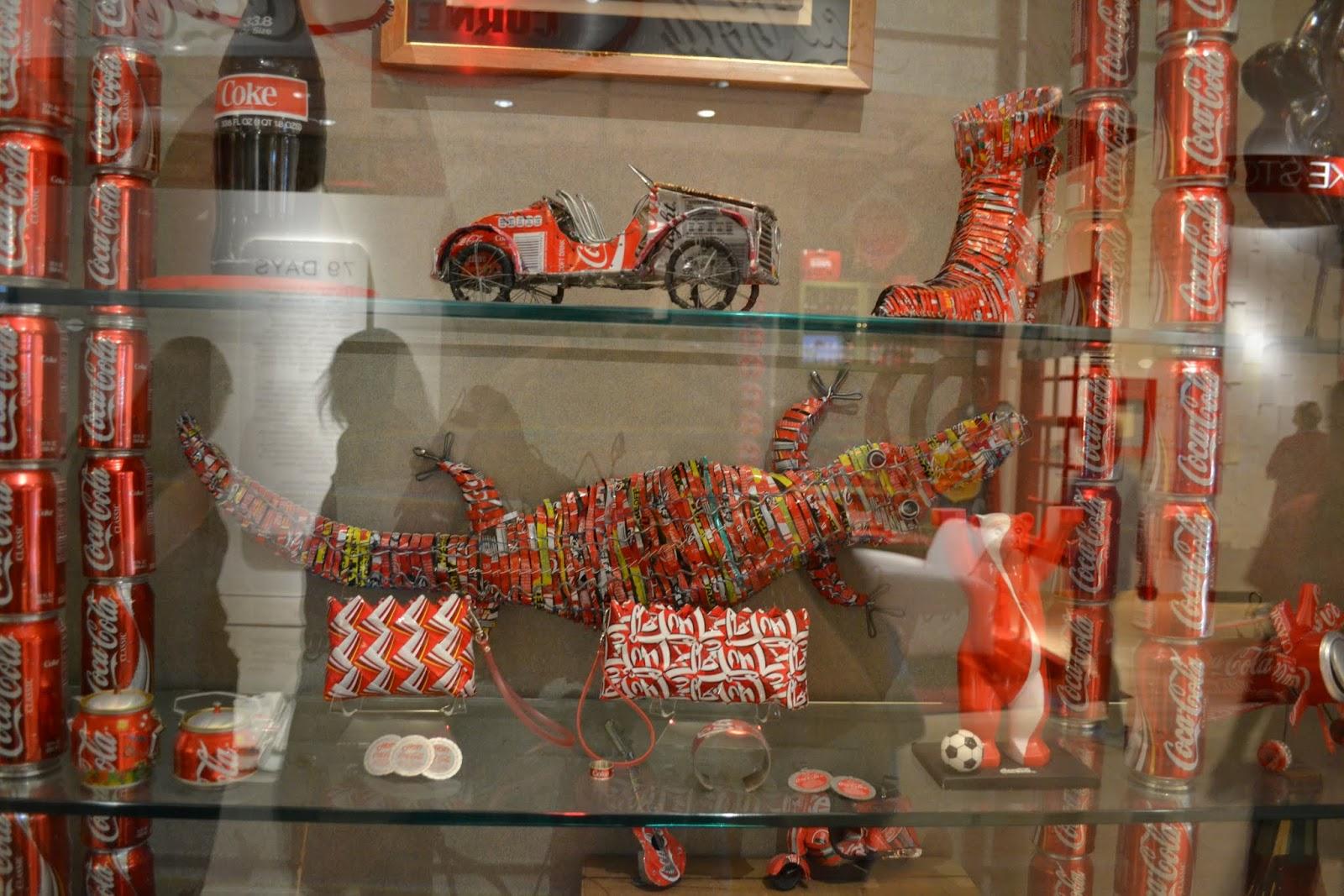 Музей Кока-Колы, Атланта (World of Coca-Cola, Atlanta, GA)