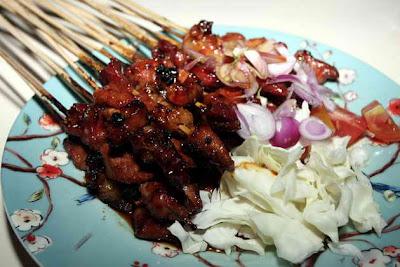 Kuliner Purworejo : Sate Winong & Dawet Ireng