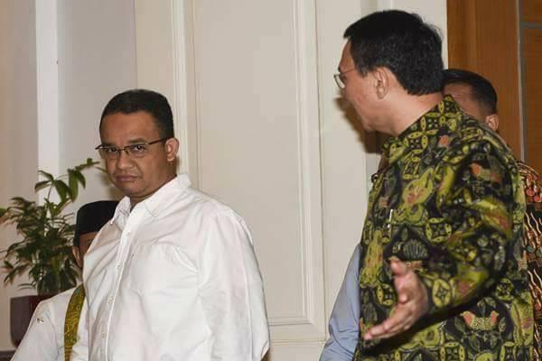 APBD DKI 2017 Dikunci Mati Ahok, Anies: Program Kami Baru Bisa Dilaksanakan Tahun 2019
