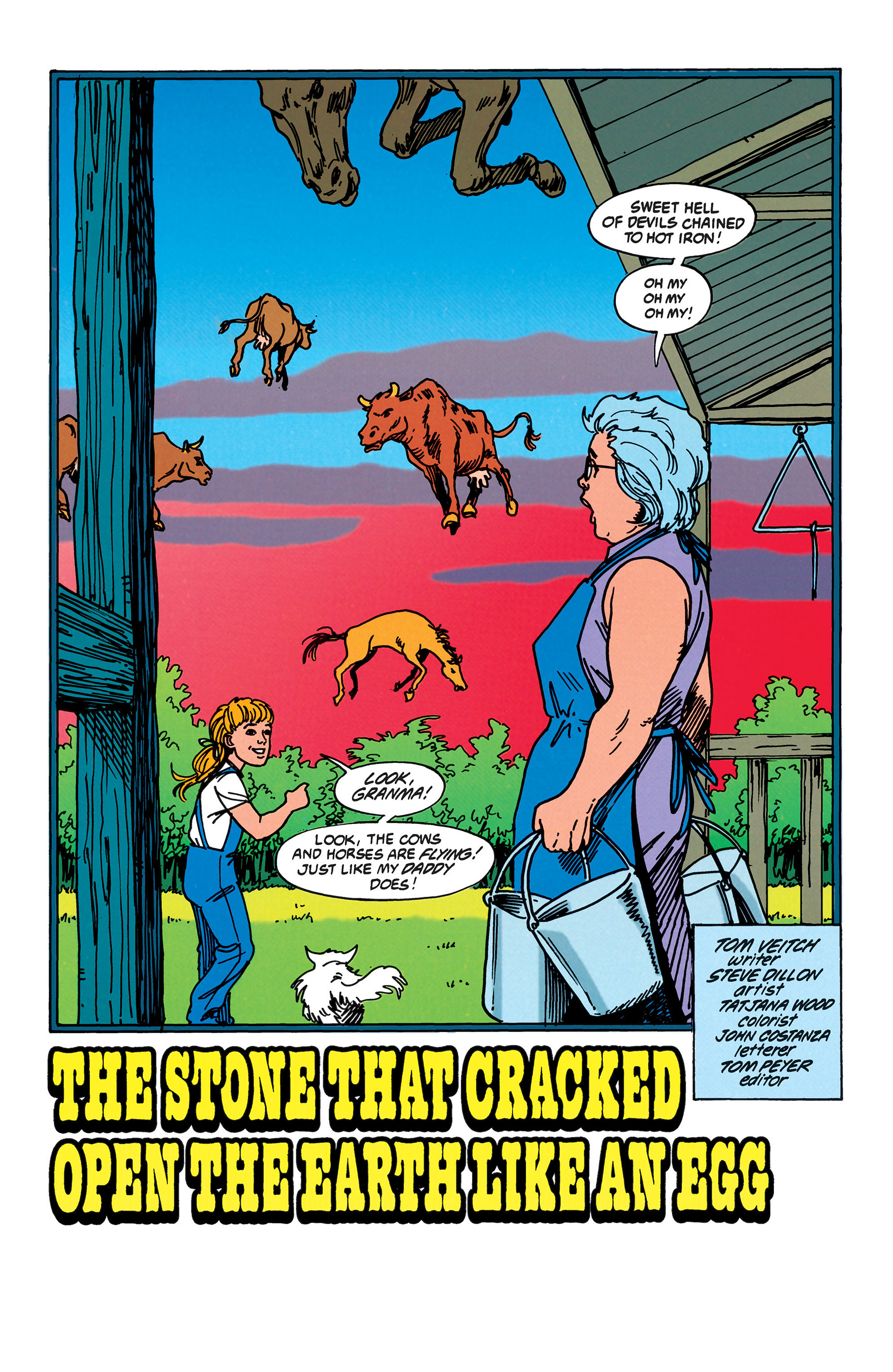 Read online Animal Man (1988) comic -  Issue #41 - 3
