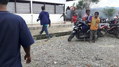 Ini kondisi Ratusan Anak Jalanan di Wamena
