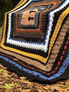 Grimm's Tales CAL Original Blanket
