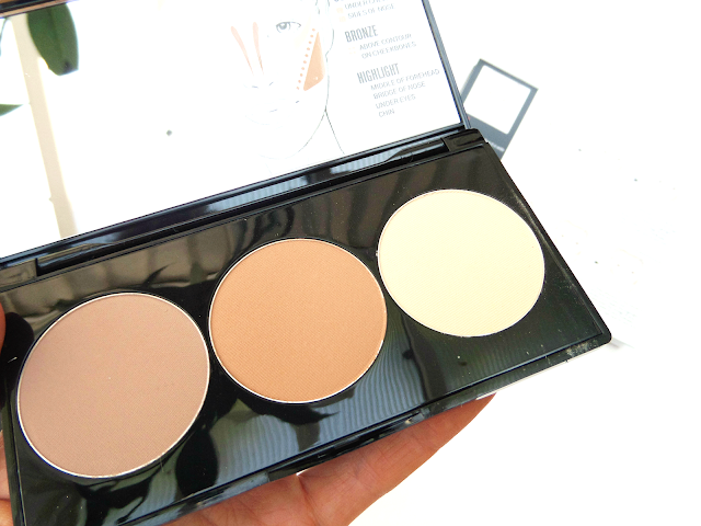 Smashbox Step- by - Step Contour Kit Review