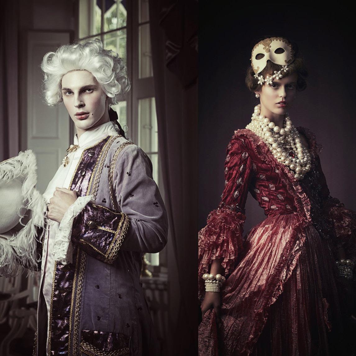 Estonia's Next Top Model Cycle 3 8th Episode : Renaissance