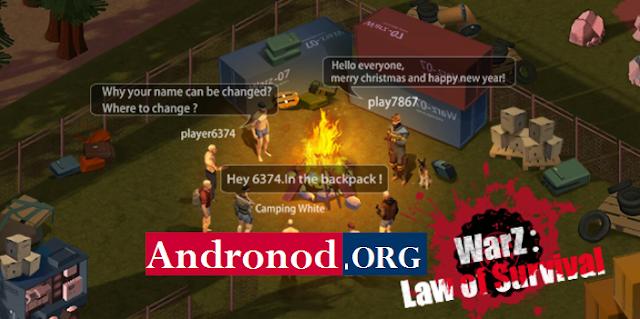 WarZ: Law Of Survival v1.4.6 Ultra Mod Apk