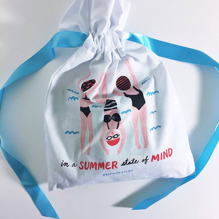Play! by Sephora June 2017 bag