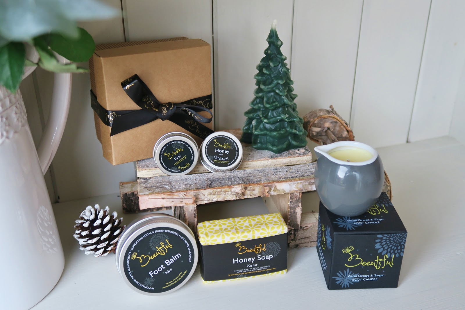 Beeutiful Skincare | This Natural Bee Natural & Organic Christmas Gift Guides 2017