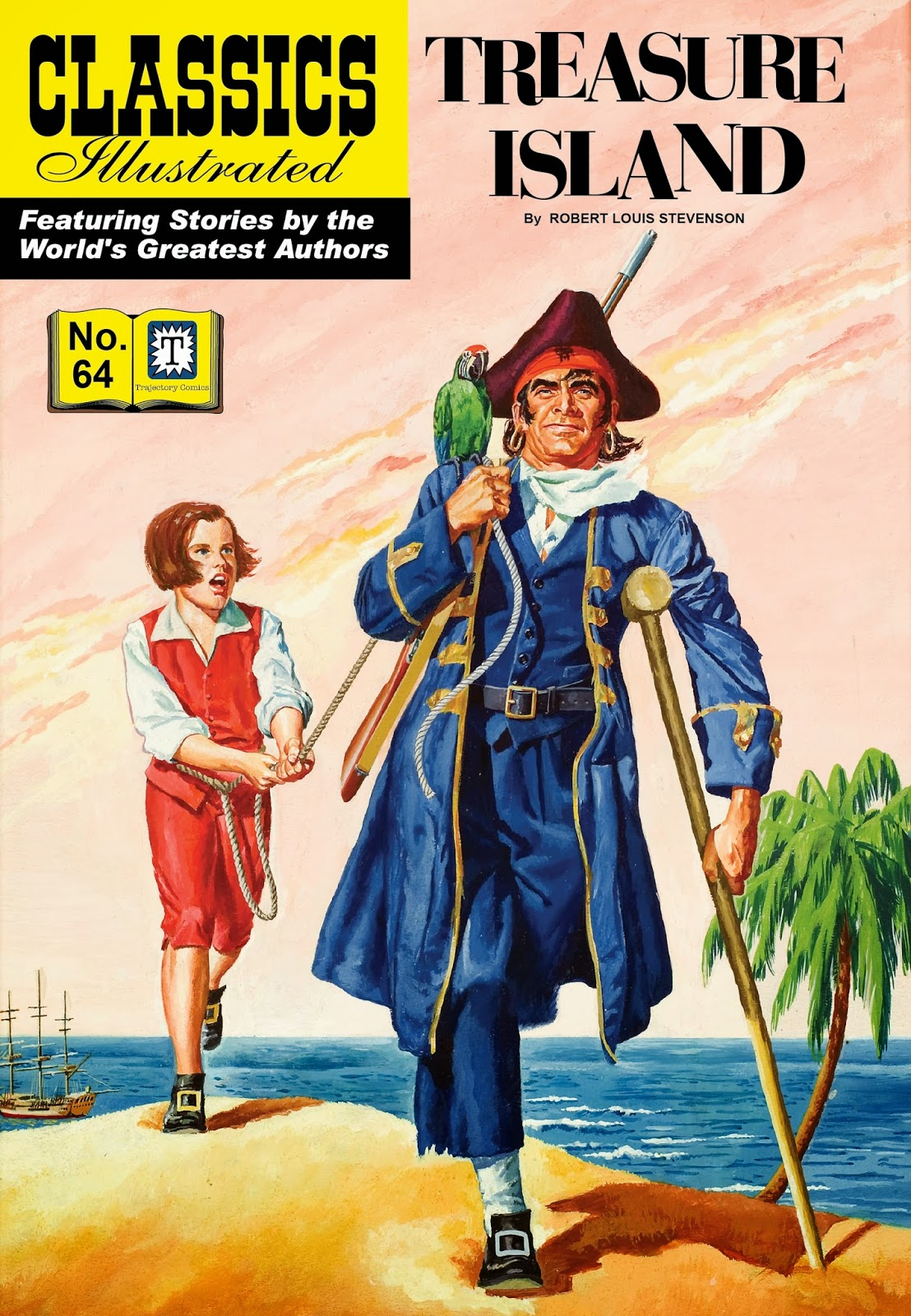 Worthwhile Books Treasure Island By Robert Louis Stevenson