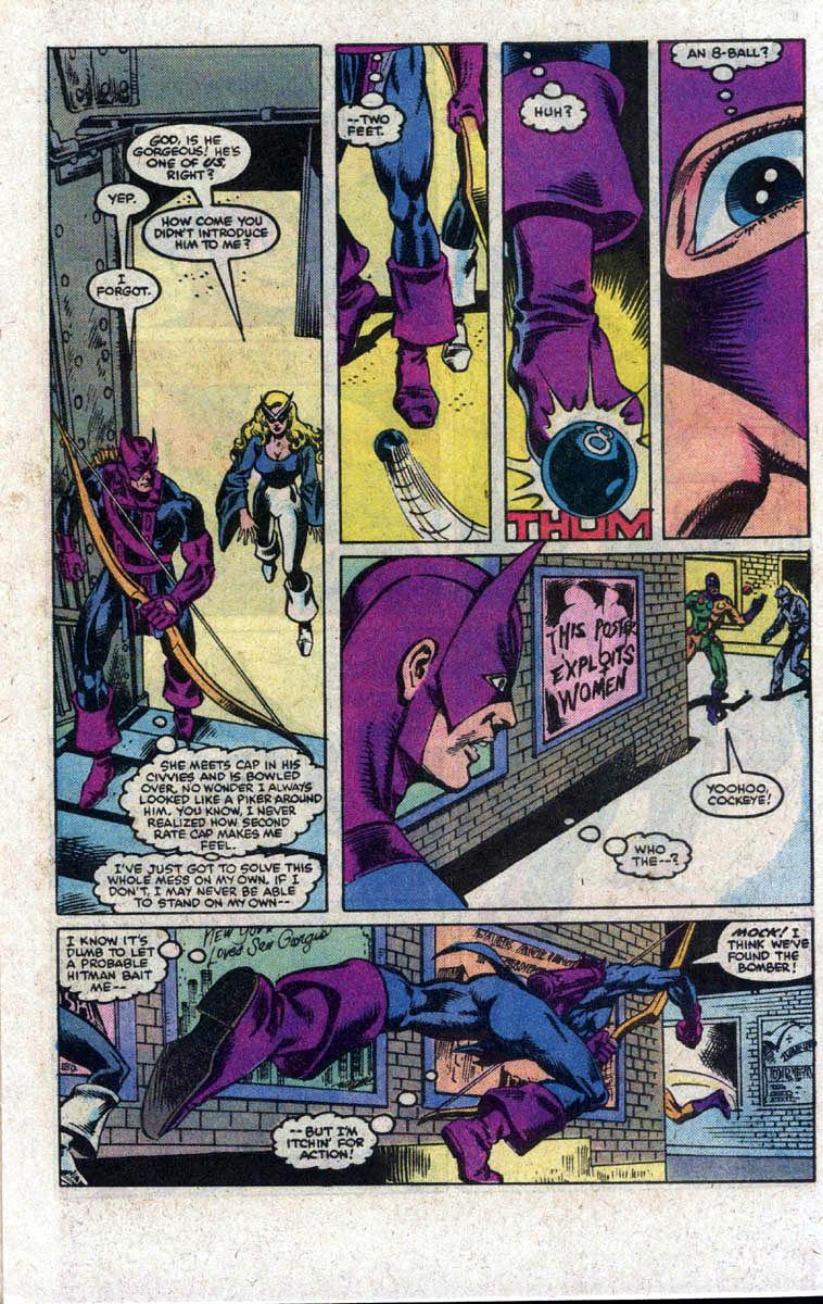 Hawkeye (1983) Issue #3 #3 - English 11