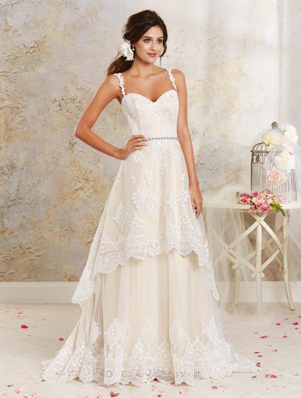 d793af2a3304 25 napríklad Vintage svadobné šaty