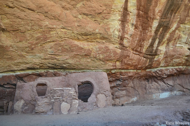 Horse Collar Ruins at Natural Bridges National Monument