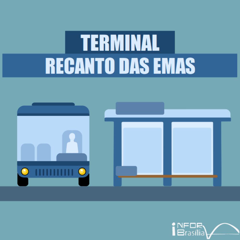 TerminalRECANTO DAS EMAS