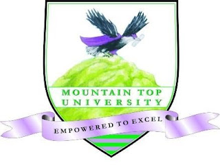 Mountain Top University 2017/18 Admission List Out [1st, 2nd & 3rd Batch]