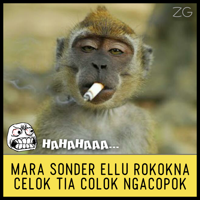 Gambar Lucu Bahasa Sunda Halus
