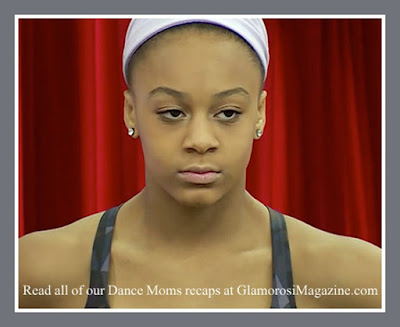 Nia Frazier star of Dance Moms