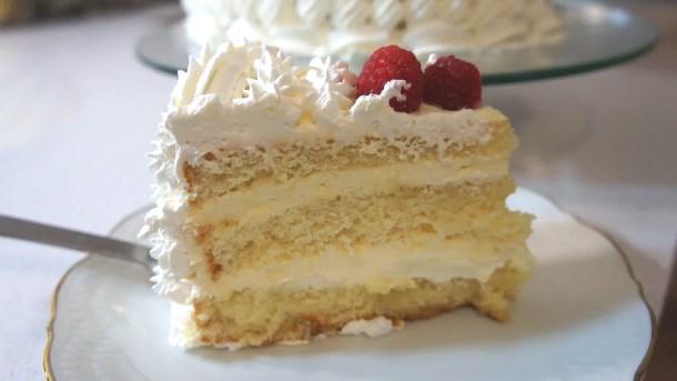 Le ricette di TerroreSplendore: Torta di compleanno
