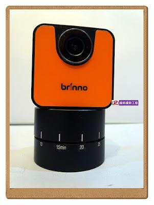 開箱文 Brinno TLC120縮時攝影相機-固定支架篇