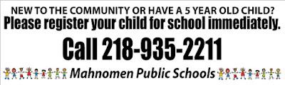 Mahnomen Public Schools Back to School Banner | Banners.com